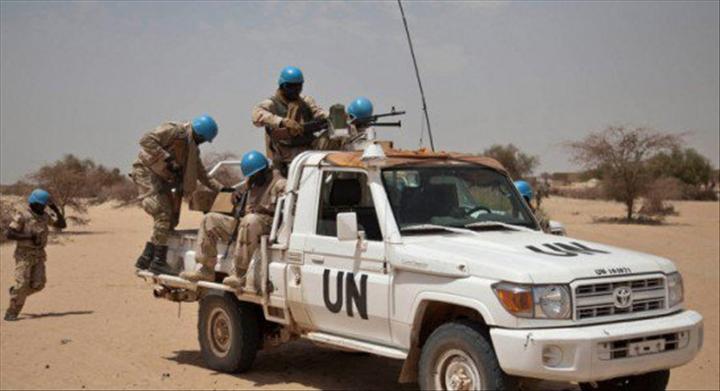 Six Casques bleus blessés dans une explosion au nord du Mali