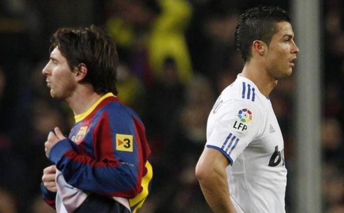 """Messi: """"Avec Cristiano, nous sommes rivaux, rien de plus"""""""