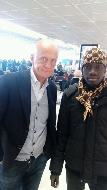 L'ancien arbitre international, l'italien Pierluigi Collina devient mouride et Thiantacoune …