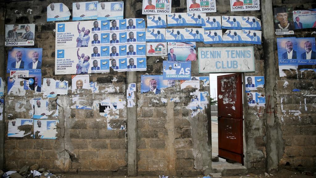 Présidentielle au Bénin: les électeurs aux urnes