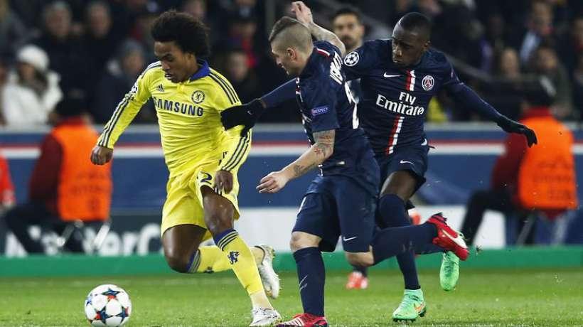 PSG-Chelsea : Blanc donne des nouvelles du duo Matuidi-Verratti