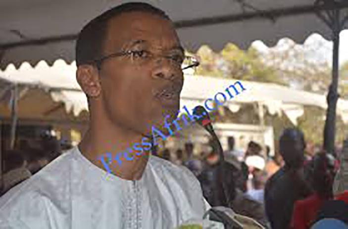 «Taxawu Dakar» s'effrite : Alioune Ndoye rejoint le camp du Oui.