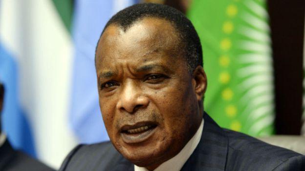 Campagne électorale au Congo