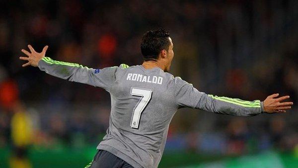 Ronaldo s'est échappé