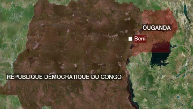 RDC : libération d'otages