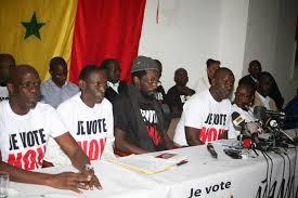 «Quand le Juge devient Partie: Le ministère de l'intérieur bat campagne pour le pouvoir avec l'argent des Sénégalais », Front du «Non»