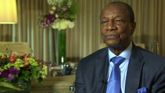 Création d'un axe Conakry-Kigali
