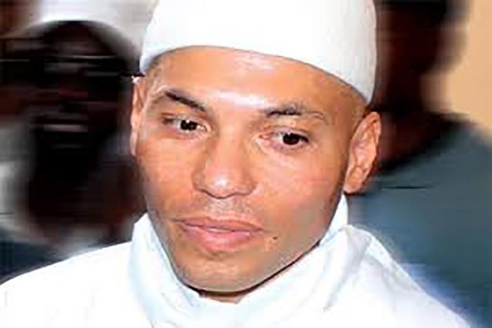 Référendum : Karim Wade dans le camp du «Non»