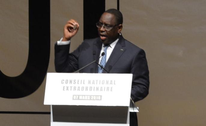 «Les revenus issus du pétrole seront sous la surveillance du parlement », Macky Sall