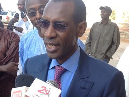Référendum - Abdoulaye Daouda Diallo rassure: «Tout est fin prêt...»