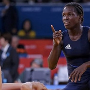 Isabelle Sambou remporte le prix «femme et sport» de la fédération internationale