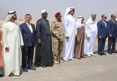 Manœuvres militaires en Arabie Saoudite : Macky Sall a assisté à la parade finale