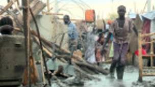 Crimes de guerre au Soudan du sud