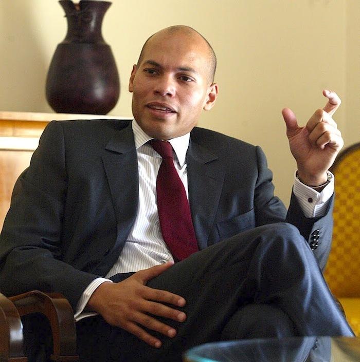 Détention arbitraire: La plainte de Karim Wade déclarée recevable en France