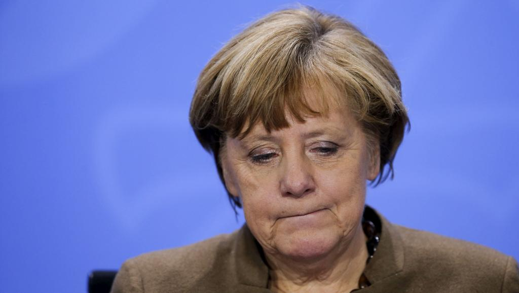 Le scrutin de ce 13 mars, sur fond de crise migratoire, est un test pour Angela Merkel à un an et demi des élections législatives. REUTERS/Fabrizio Bensch