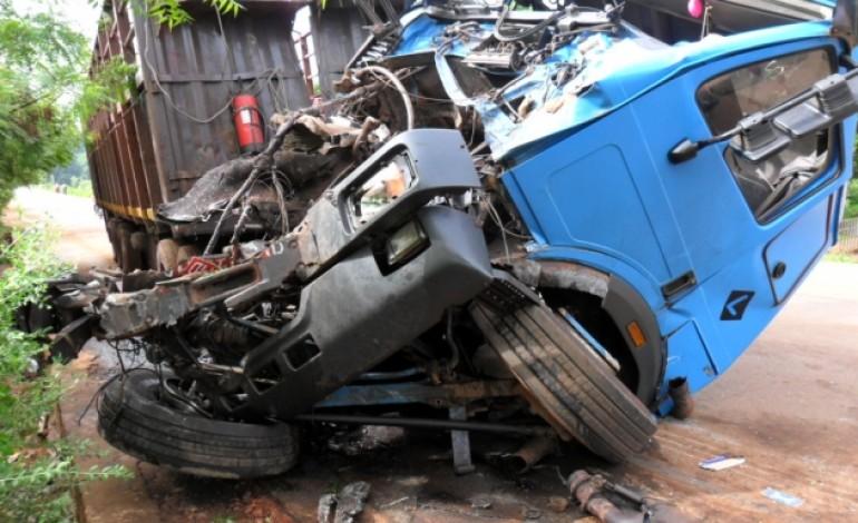 Accident de la route au Sénégal: 7 morts et 18 blessés graves vers Bodiel (Tambacounda)