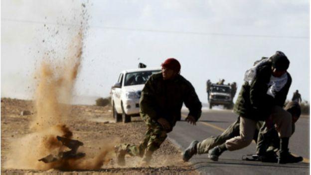 Tripoli affirme sa souveraineté