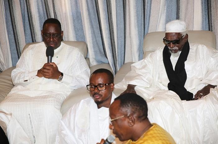 Référendum : Macky Sall frappe un très grand coup.