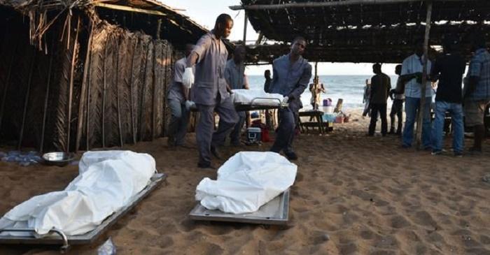 Direct Attaque à Grand Bassam (Côte d'Ivoire): après l'horreur, les réactions d'indignation