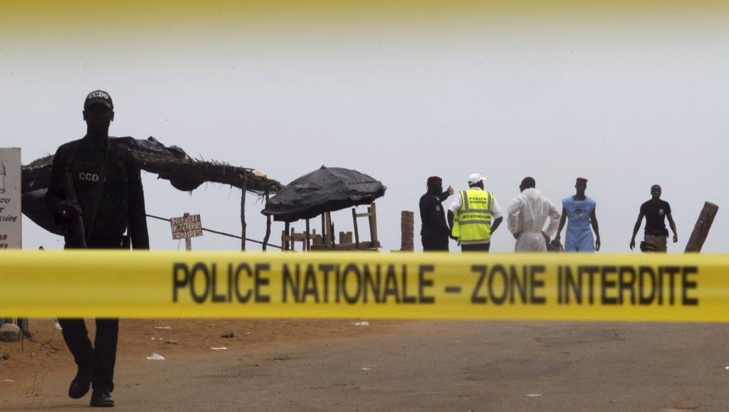 Attaque de Grand Bassam: crainte et chagrin dans les pays voisins