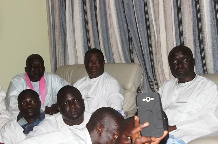 Referendum: le Front du Non douché par l'accueil du Khalife des Mourides à Mbacké Kadior