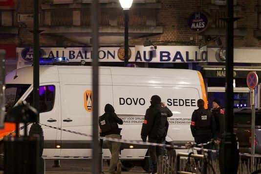 Attentats du 13 novembre: l'homme abattu à Bruxelles lors d'une perquisition a été identifié
