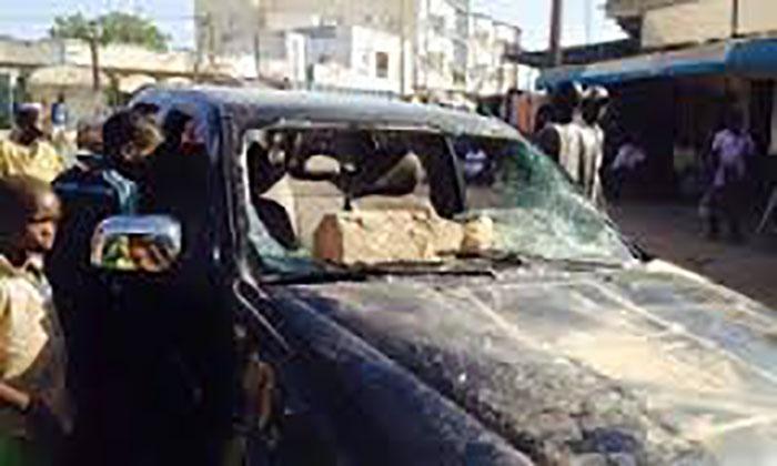 Urgent : Sa voiture caillassée, Cissé Lô dégaine et tire