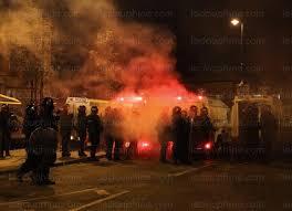 Nuit d'«intifada» à Louga: grenades lacrymogènes et jets de pierres à Santhiaba