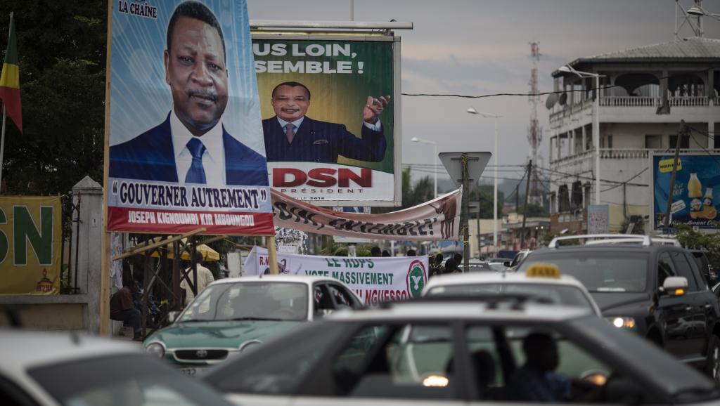 Congo-Brazzaville: dernier jour de campagne avant la présidentielle