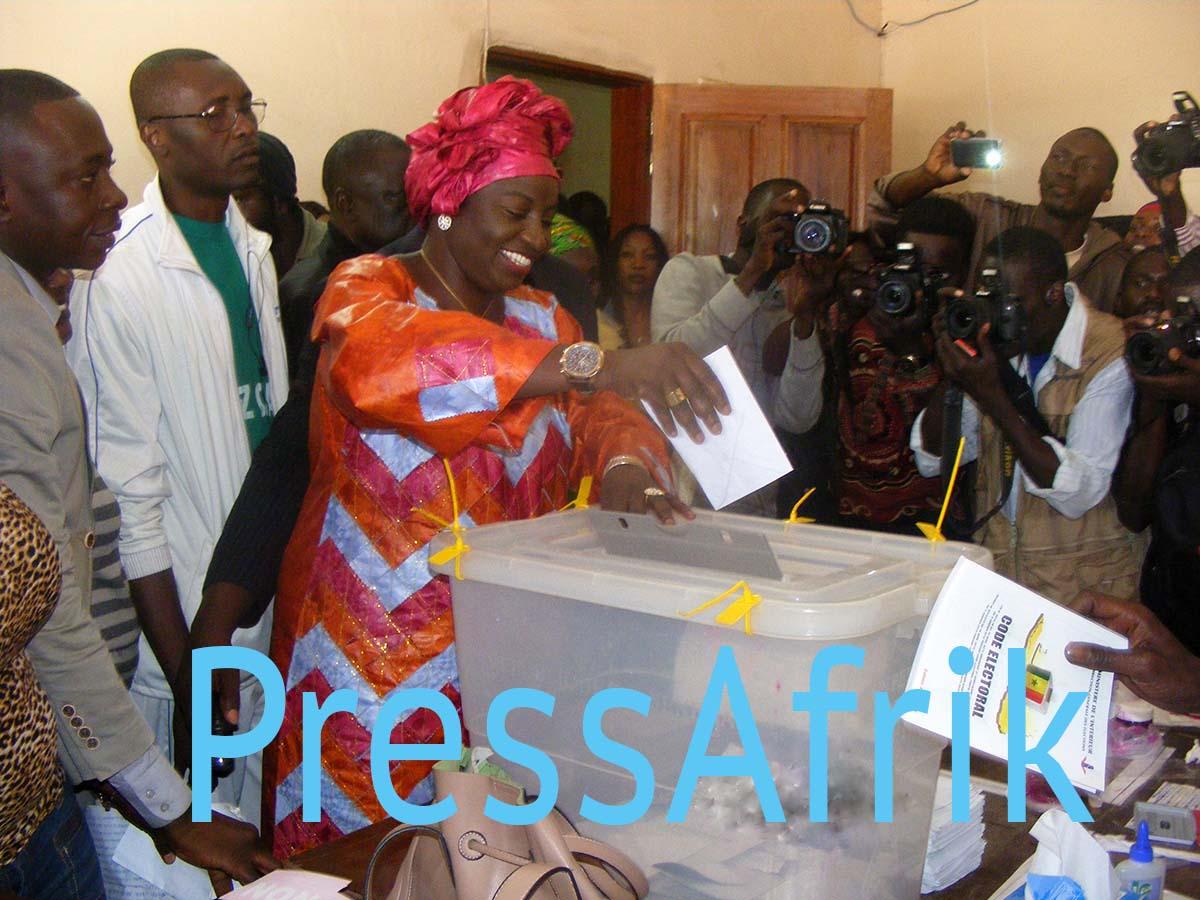 Aminata Touré : «Ce n'est pas tous les jours qu'on change une Constitution»