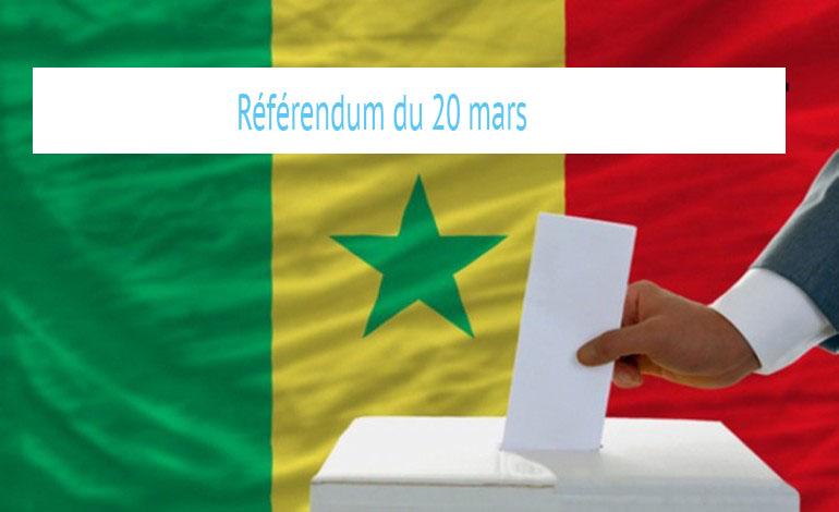 """Tendances globales du Référendum: Le """"Oui"""" mène la course"""