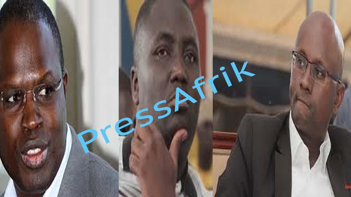 "Khalifa Sall, Bamba Fall, Moussa SY battus: Taxawu Dakar laminé par le ""Oui"""