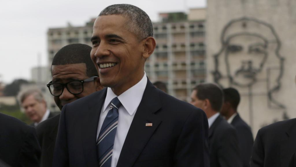 Barack Obama à la rencontre du citoyen cubain