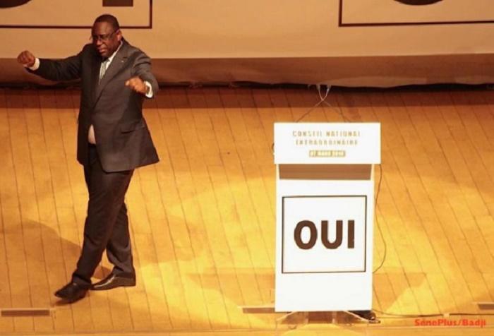 """Toutes les régions en poche sauf Diourbel: la razzia du """"Oui"""" avec 62,54 %"""