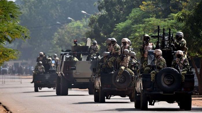 Coopération militaire : les marins sénégalais à  l'école de  la marine américaine