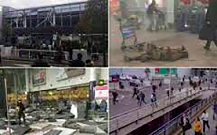 Double explosion: Abdourahmane Diouf bloqué à l'aéroport de Bruxelles