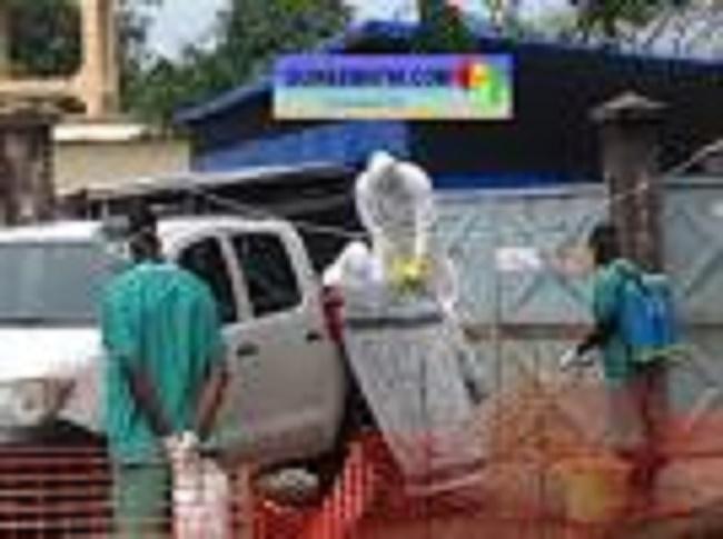 Au moins 5 morts dans la résurgence d'Ebola en Guinée