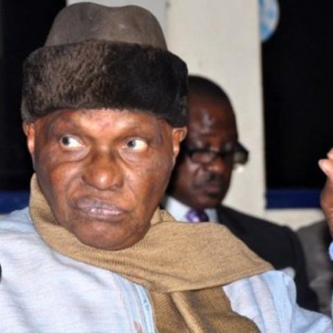 Politique : Me Abdoulaye Wade revendique son statut « Je  suis le chef  de l'opposition »