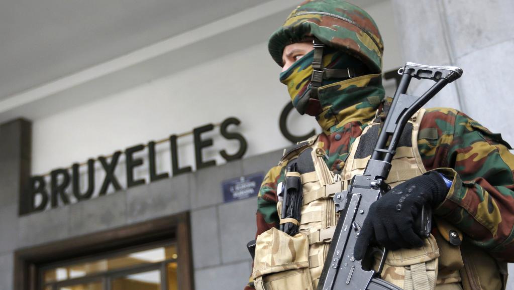 Bruxelles post-attentats: «Il faut s'adapter à une autre ville»