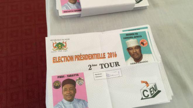 Niger : Washington critique la présidentielle