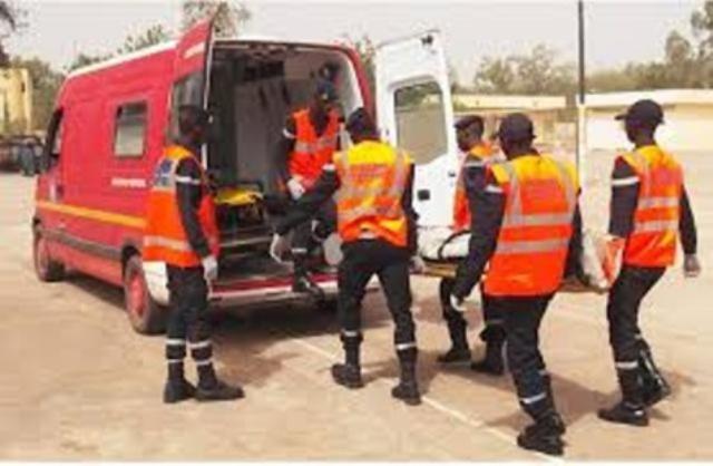 Podor - 2 morts et 26 blessés: Collision entre un car transportant une nouvelle mariée et un camion