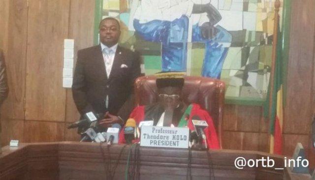 Bénin : la Cour constitutionnelle valide les résultats du second tour de la présidentielle