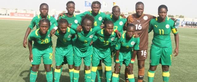 Classement Fifa mars 2016, les Lionnes du Sénégal en bonne progression