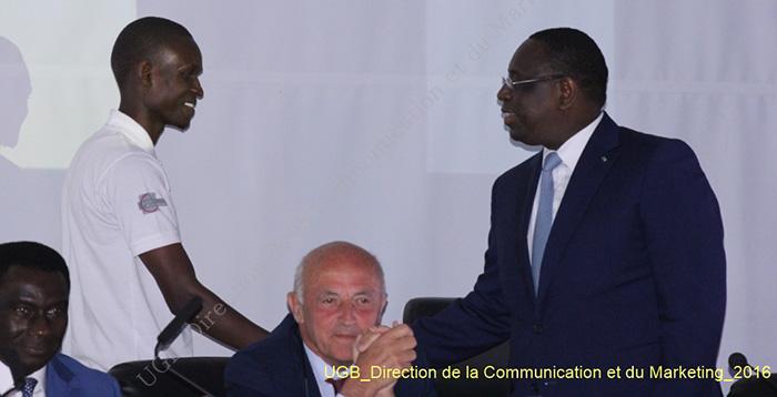 Deux projets d'étudiants de l'UGB distingués aux rencontres économiques de Dakar