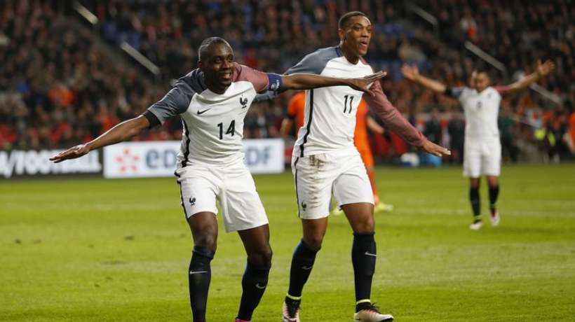 Pays-Bas - France : les notes du match