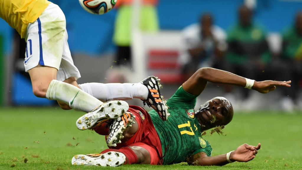 Eliminatoires CAN 2017: l'Afrique du Sud accroche le Cameroun