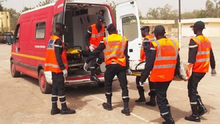 Yang –Yang : Un accident de la route fait 14 blessés