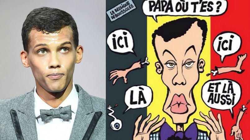 """La famille de Stromae, choquée : """"Charlie Hebdo savait-il pour son père?"""""""