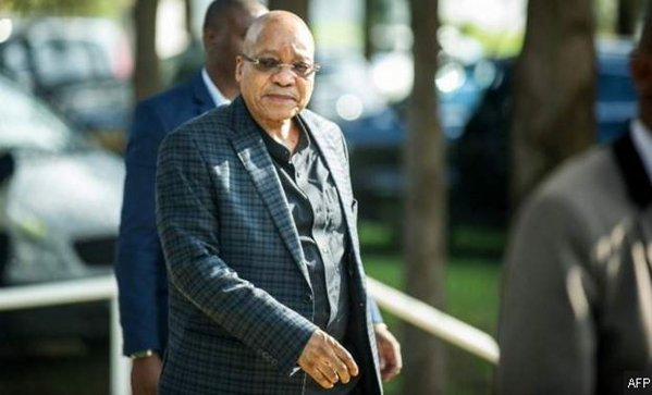 Afrique  du Sud: la Cour constitutionnelle ordonne au président Zuma de rembourser des frais de sa propriété