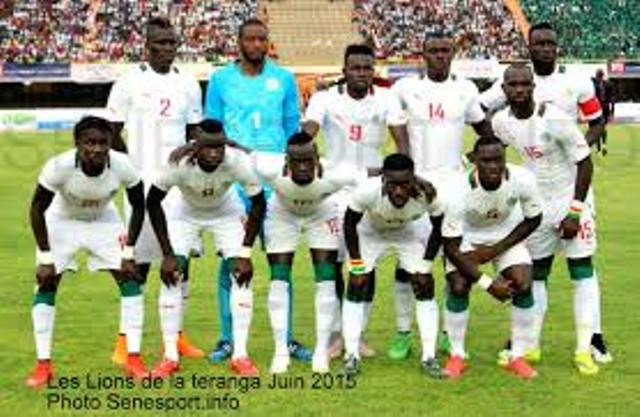 Mondial2018-Le Sénégal en tête de série pour le tirage au sort